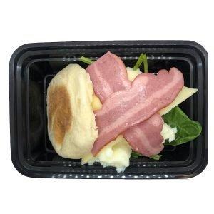 Meal Proz Egg Sandwich