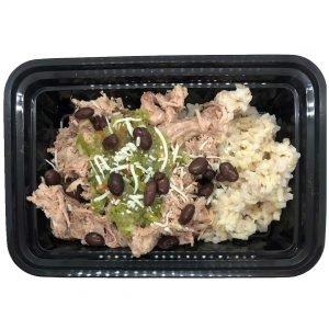 Meal Prep Pork Carnitas
