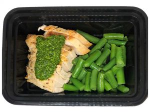Spinach Pesto Chicken