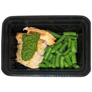Spinach Pesto Chicken