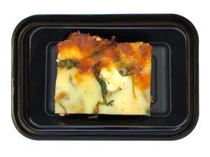 Meal Proz Eggplant Lasagna