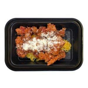 Meal Proz Squash Spaghetti